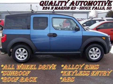 2006 Honda Element for sale in Sioux Falls, SD