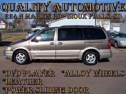 2005 Pontiac Montana for sale in Sioux Falls, SD