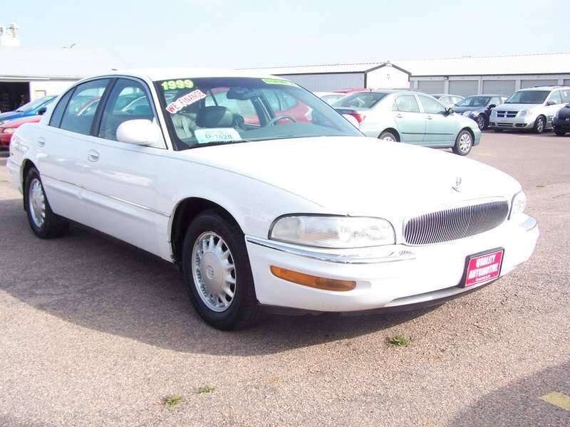 1999 Buick Park Avenue for sale at Quality Automotive in Sioux Falls SD