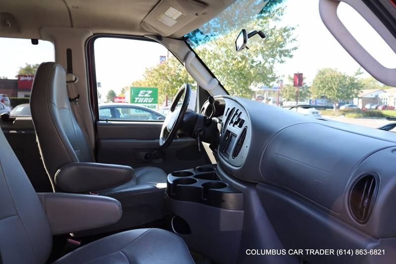 2008 Ford E-Series Wagon E-150 XL 3dr Passenger Van In Reynoldsburg ...