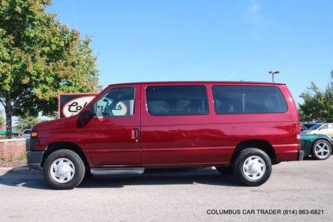 2008 Ford E-Series Wagon for sale in Reynoldsburg, OH