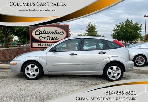 2004 Ford Focus for sale at Columbus Car Trader in Reynoldsburg OH