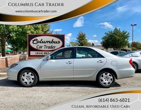 2004 Toyota Camry for sale at Columbus Car Trader in Reynoldsburg OH
