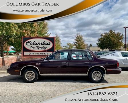 1986 Oldsmobile Cutlass Ciera LS