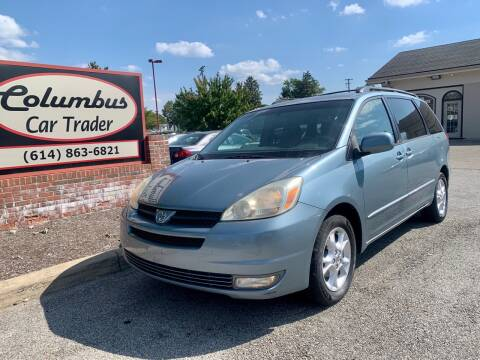 2005 Toyota Sienna for sale at Columbus Car Trader in Reynoldsburg OH