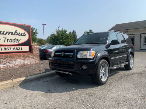 2005 Toyota Sequoia for sale at Columbus Car Trader in Reynoldsburg OH