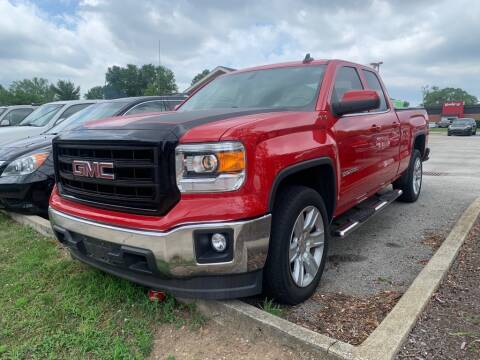 2015 GMC Sierra 1500 for sale at Columbus Car Trader in Reynoldsburg OH