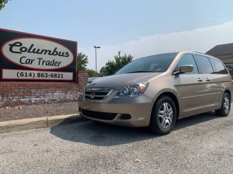 2006 Honda Odyssey for sale at Columbus Car Trader in Reynoldsburg OH