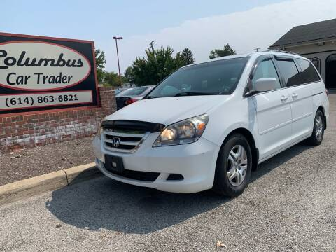 2005 Honda Odyssey for sale at Columbus Car Trader in Reynoldsburg OH
