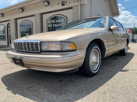1993 Chevrolet Caprice for sale at Columbus Car Trader in Reynoldsburg OH