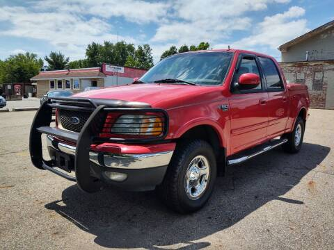 2003 Ford F-150 for sale at Columbus Car Trader in Reynoldsburg OH