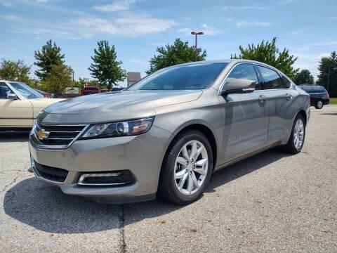 2019 Chevrolet Impala for sale at Columbus Car Trader in Reynoldsburg OH