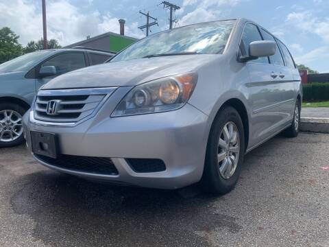 2010 Honda Odyssey for sale at Columbus Car Trader in Reynoldsburg OH