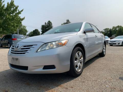 2007 Toyota Camry for sale at Columbus Car Trader in Reynoldsburg OH