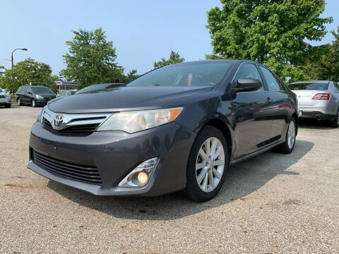 2012 Toyota Camry for sale at Columbus Car Trader in Reynoldsburg OH