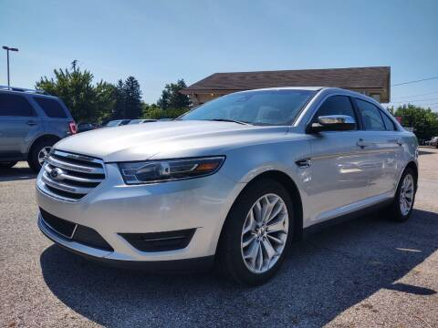 2018 Ford Taurus for sale at Columbus Car Trader in Reynoldsburg OH