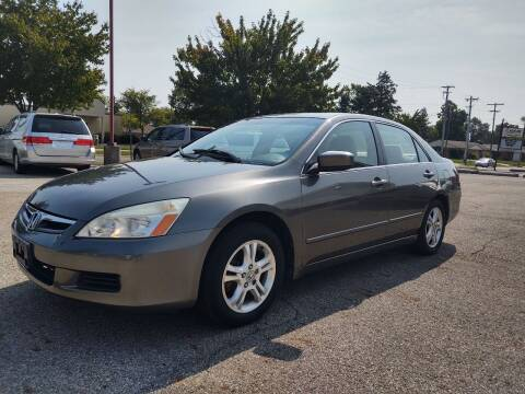 2006 Honda Accord for sale at Columbus Car Trader in Reynoldsburg OH