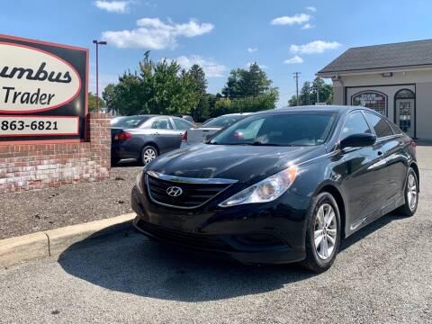 2014 Hyundai Sonata for sale at Columbus Car Trader in Reynoldsburg OH