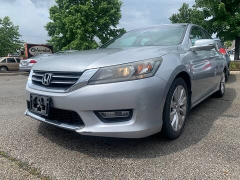 2013 Honda Accord for sale at Columbus Car Trader in Reynoldsburg OH