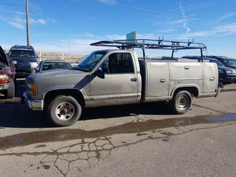 1997 GMC Sierra 2500 for sale in Pueblo, CO