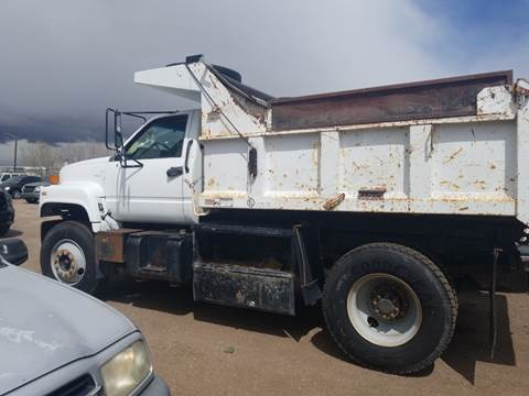 1995 GMC C7500 for sale in Fountain, CO