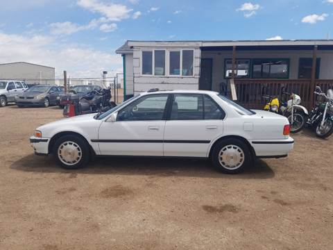 1992 Honda Accord for sale in Fountain, CO