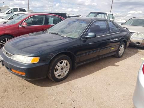 1996 Honda Accord for sale in Fountain, CO
