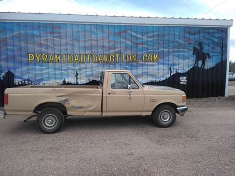 1988 Ford F-150 for sale in Pueblo, CO