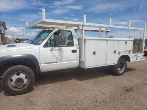 1999 GMC Sierra 3500 for sale in Fountain, CO