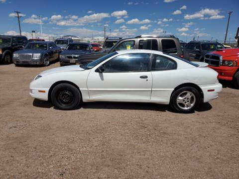 2003 Pontiac Sunfire for sale in Fountain, CO