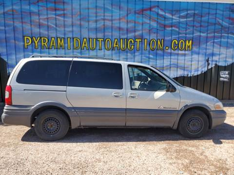 2000 Pontiac Montana for sale in Pueblo, CO