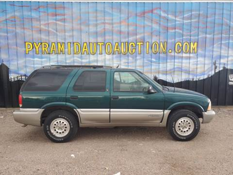 1998 GMC Envoy for sale in Pueblo, CO