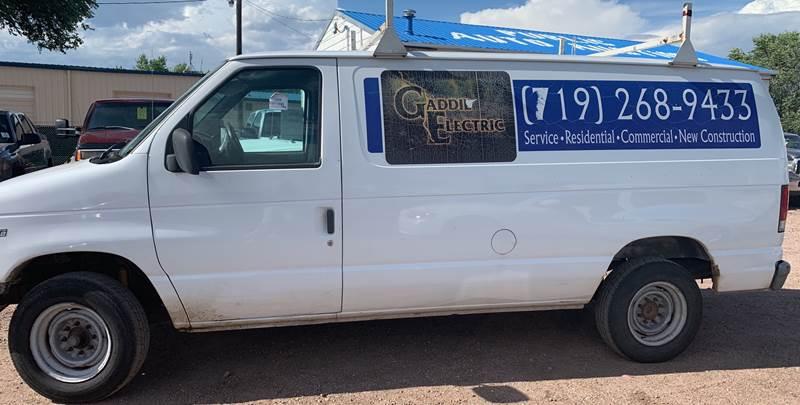 1998 Ford E-250 3dr Econoline Cargo Van In Pueblo CO