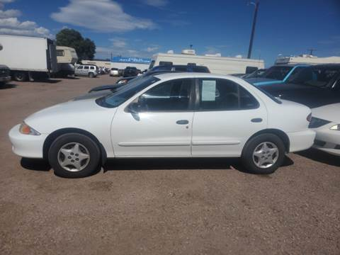 2000 Chevrolet Cavalier for sale in Fountain, CO