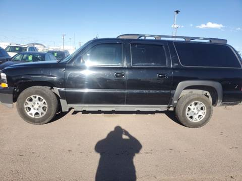 2002 Chevrolet Suburban for sale in Fountain, CO