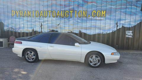 1992 Subaru SVX for sale in Pueblo, CO