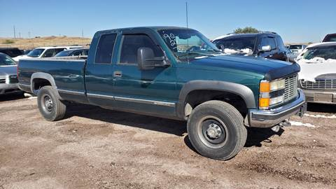 1998 Chevrolet C/K 2500 Series for sale in Pueblo, CO