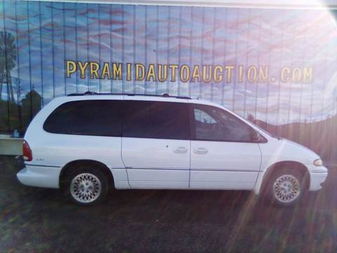 1997 Chrysler Town and Country for sale in Pueblo, CO