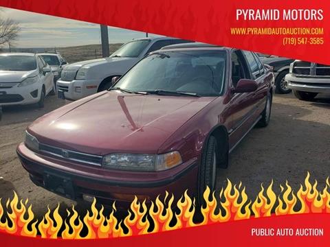 1993 Honda Accord for sale in Pueblo, CO