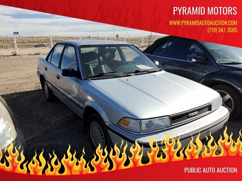 used 1990 toyota corolla for sale in silver city nm carsforsale com carsforsale com