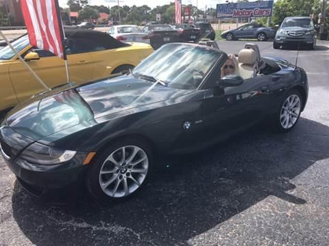 2007 BMW Z4 for sale in Sarasota, FL