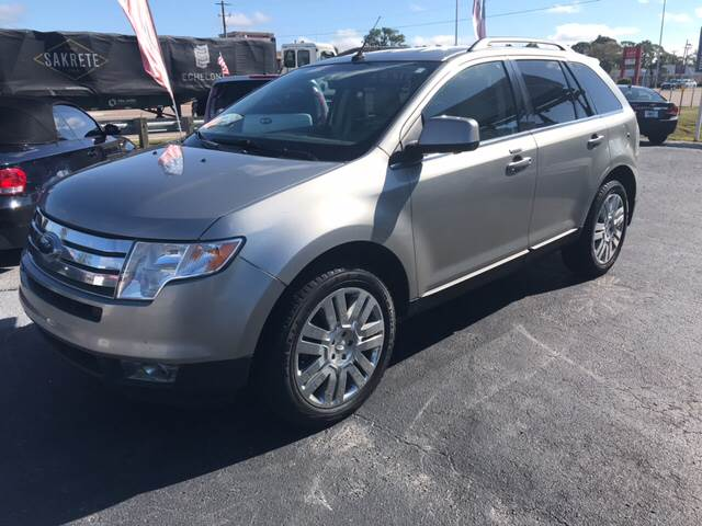 2008 Ford Edge Limited 4dr Crossover In Sarasota Fl Mlc