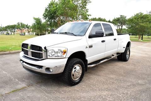 2007 Dodge Ram Pickup 3500 for sale in Houston, TX