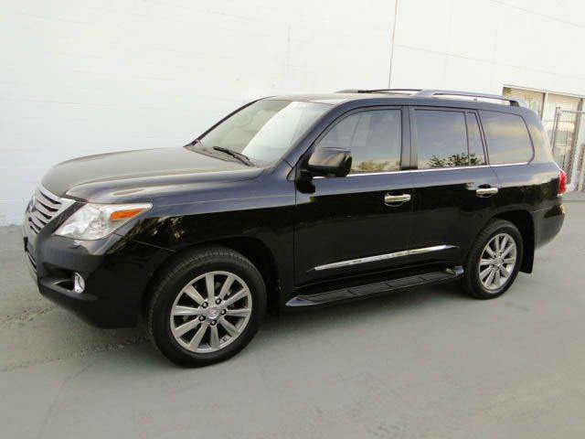 2009 lexus lx 570 base 4x4 4dr suv in houston tx global. Black Bedroom Furniture Sets. Home Design Ideas