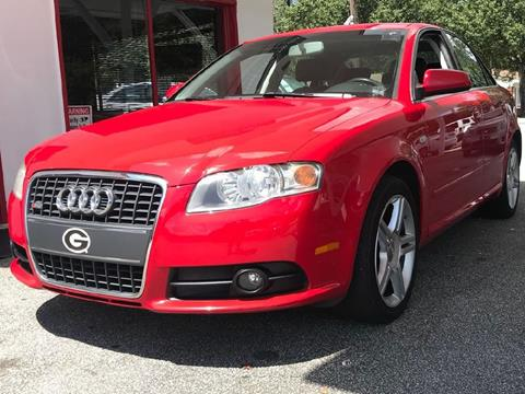 2008 Audi A4 for sale at Klassic Cars in Lilburn GA