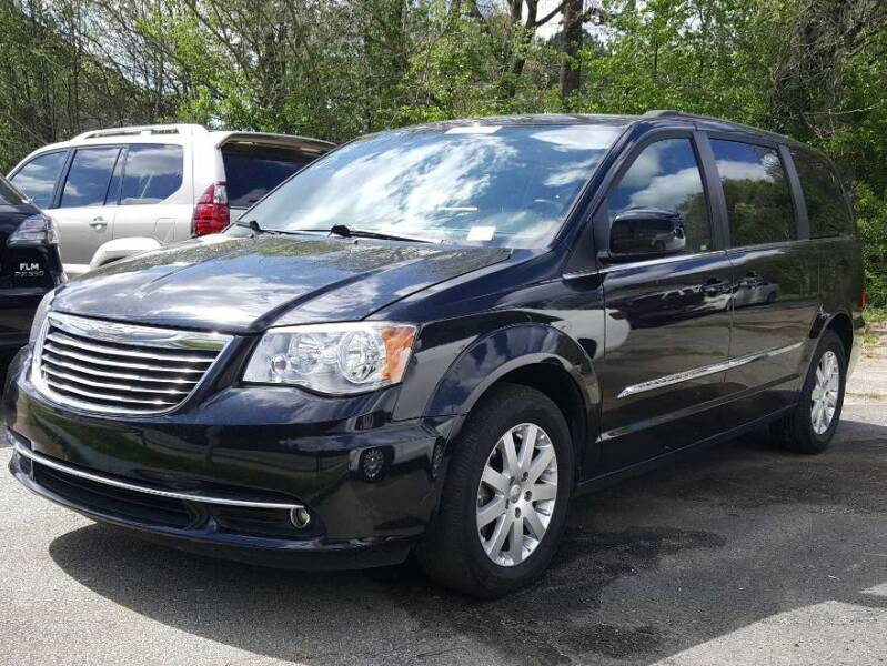 2014 Chrysler Town and Country for sale at Klassic Cars in Lilburn GA