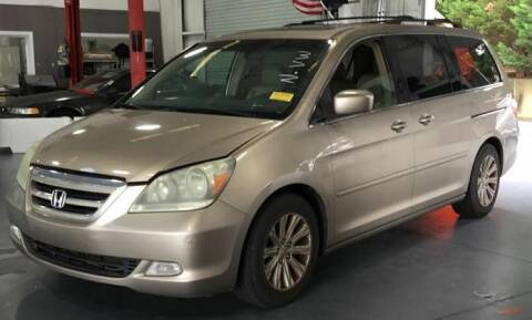 2006 Honda Odyssey for sale at Klassic Cars in Lilburn GA