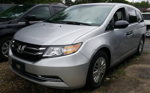 2014 Honda Odyssey for sale at Klassic Cars in Lilburn GA