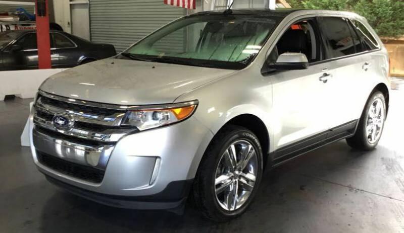 2012 Ford Edge for sale at Klassic Cars in Lilburn GA
