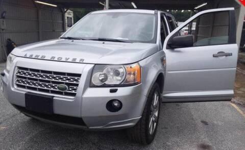 2008 Land Rover LR2 for sale at Klassic Cars in Lilburn GA